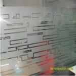 Sticker Kaca Untuk Gedung